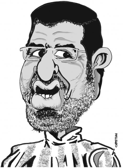 Mohamed Morsi par chris69
